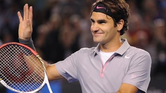 Вышла новая книга о теннисисте Роджере Федерере