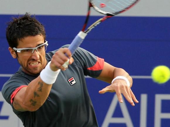 Янко Типсаревич на турнире ATP