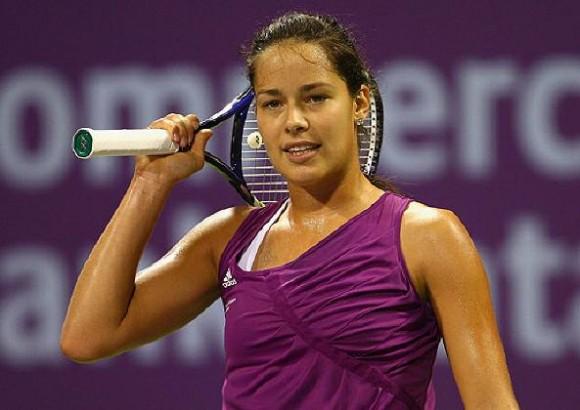 Ана Иванович подтвердила участие на турнире в Париже