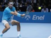 Лучшие удары финального турнира ATP сезона 2013 года