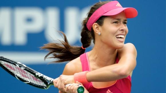 Ана Иванович прошла во второй круг на турнире в Новой Зеландии