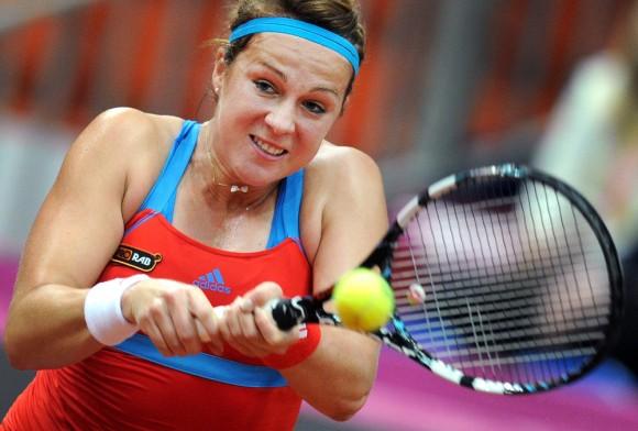 Анастасия Павлюченкова сегодня вылетела в Брисбен