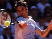 Тренировка Роджера Федерера в Брисбене
