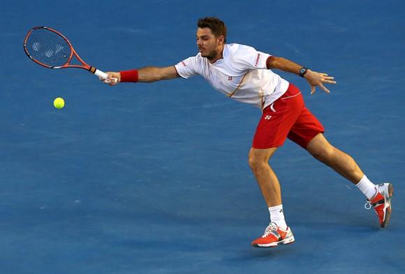 Финальный матч Надаля и Вавринки на Australian Open в фотографиях