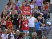 Фотографии: матч Федерера и Маррея на Australian Open 2014