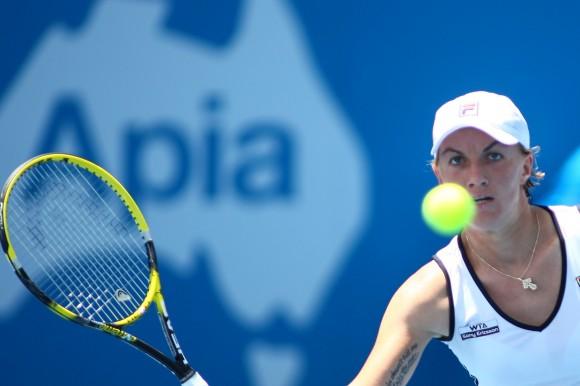 Кузнецова и Макарова проиграли в паре на турнире в Сиднее