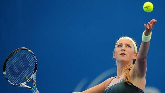 Азаренко сыграет с Янкович в полуфинале турнира в Брисбене