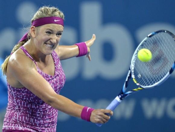 Азаренко в финале турнира WTA в Брисбене