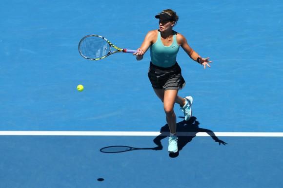 Эжени Бушар и На Ли сыграют в первом полуфинале Australian Open 2014