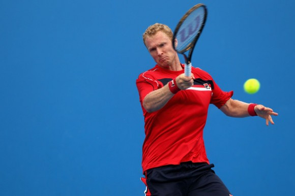 Дмитрий Турсунов прошел во второй круг на Australian Open