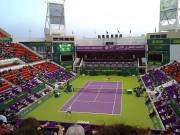 Результаты второго круга на турнире в Дохе