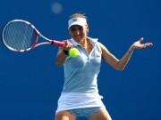 Елена Веснина не прошла первый круг Australian Open 2014