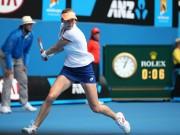 Видео матча Екатерины Макаровой и На Ли на Australian Open 2014