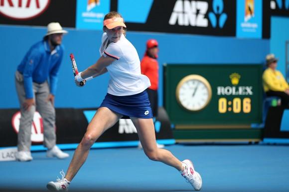 Веснина и Макарова прошли в полуфинал на Australian Open