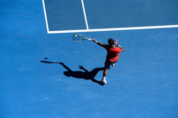 Надаль обыграл Димитрова и вышел в полуфинал Australian Open