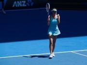 Все результаты женского турнира в Мельбурне за сегодня