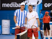 Станислас Вавринка стал первым финалистом Australian Open 2014
