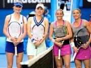 Веснина и Макарова попали в финал Australian Open 2014