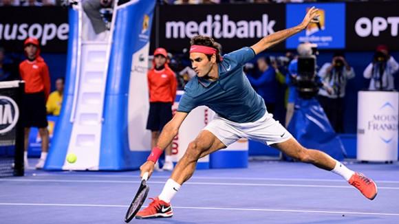 Надаль обыграл Федерера и вышел в финал Australian Open 2014