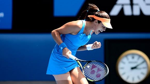 Определились первые четвертьфиналисты на Australian Open 2014