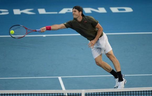 Итоги матчей второго круга на турнире ATP в Новой Зеландии