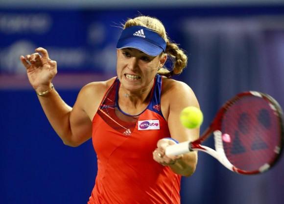 Анжелика Кербер вышла в финал турнира WTA в Сиднее
