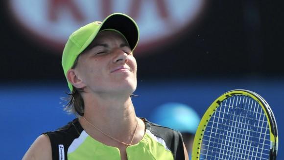 Светлана Кузнецова проиграла в первом круге Australian Open