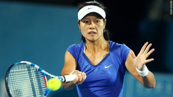 Ли На выиграла турнир WTA в Китае