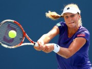 Екатерина Макарова во втором круге турнира в Паттайе