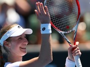 Екатерина Макарова прошла в полуфинал турнира в Паттайе