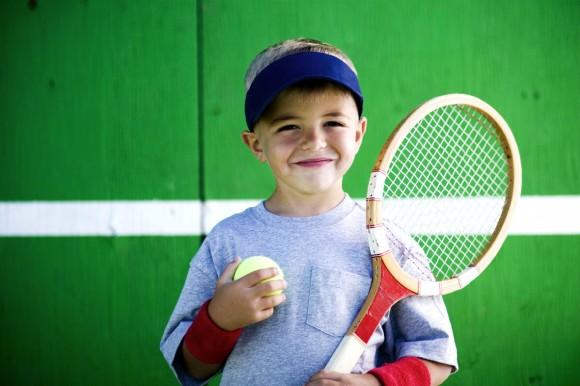 Road to Top — теннис как образ жизни
