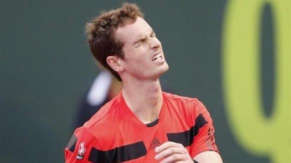 Энди Маррей проиграл во втором круге на турнире в Дохе