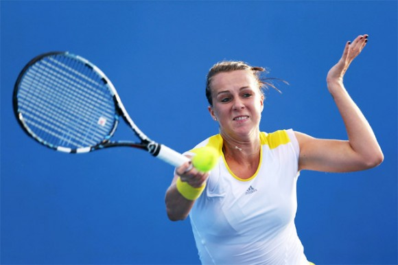 Петрова и Павлюченкова проиграли в паре на турнире WTA в Париже
