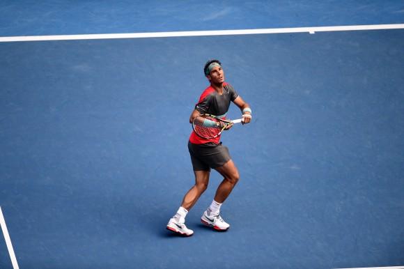 Надаль обыграл Нисикори на Открытом Чемпионате Австралии