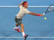 Роджер Федерер стал полуфиналистом в Брисбене