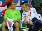 Сборная России по теннису сыграет против Польши на Кубке Дэвиса