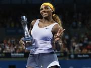Серена Уильямс выиграла турнир в Брисбене