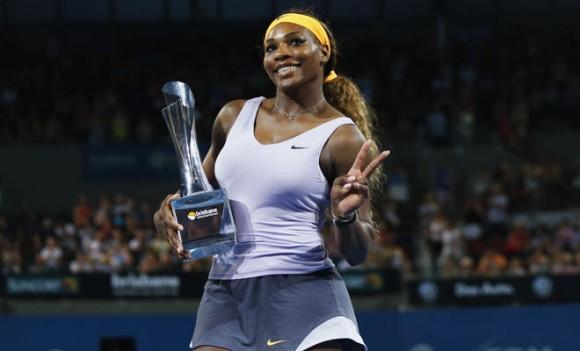 Обзор финального матча женского турнира WTA в Брисбене