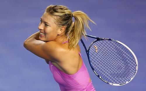 Мария Шарапова стартовала с победы на Australian Open