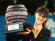 Болгарская теннисистка Цветана Пиронкова