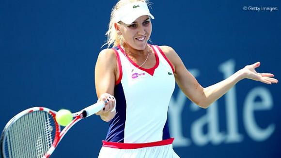 Елена Веснина одержала победу на турнире в Паттайе