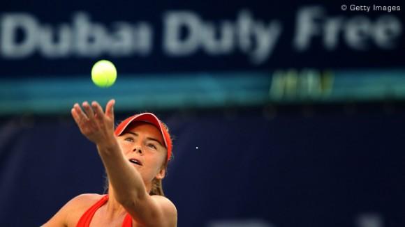 Женская Теннисная Ассоциация (WTA) презентовала новый сервис WTA TV