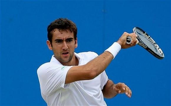 Марин Чилич обыграл Тсонгу на турнире ATP в Роттердаме