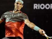 Рафаэль Надаль на турнире Rio Open