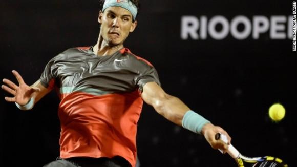 Рейтинг ATP — 24 февраля 2014 года