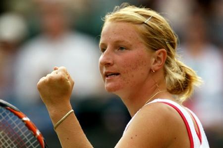 Алла Кудрявцева проиграла в первом круге на турнире в Дохе