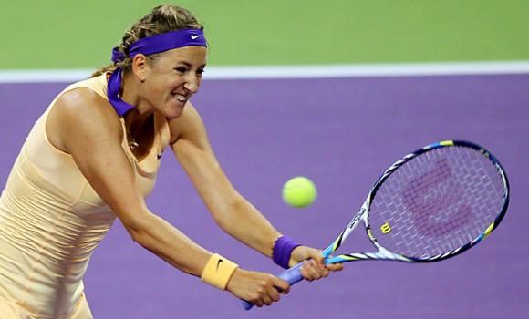 Виктория Азаренко опустится в рейтинге теннисисток WTA