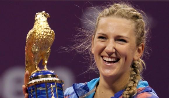 Виктория Азаренко не выступит на стартовавшем турнире в Дохе