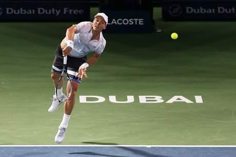 Томаш Бердых сыграет с Федерером в финале турнира в ОАЭ