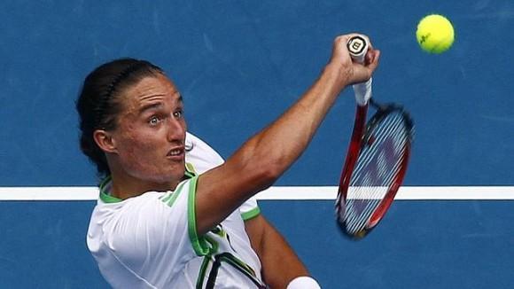 Александр Долгополов вышел в 1/4 финала на турнире в Бразилии